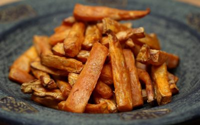 Sweet Potato Chips Recipe – Gluten Free, Dairy Free, Nut Free, Vegan, Paleo