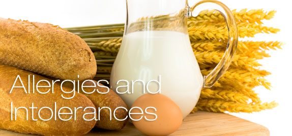 Food Allergies, Intolerances and Coeliac Disease: What's the difference?
