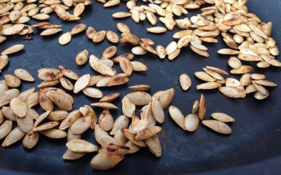 Quick and Easy Nut Free Roasted Seeds