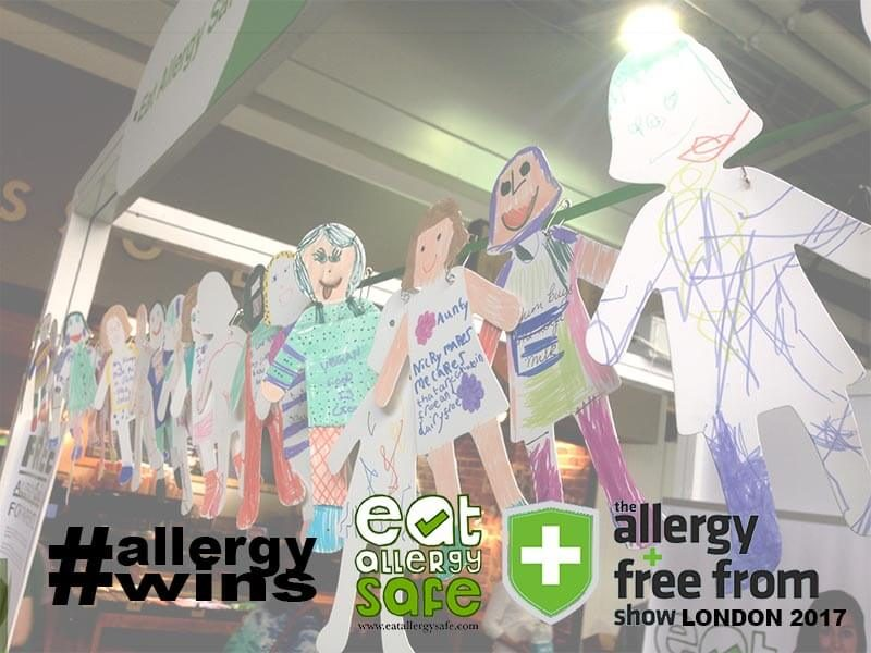 #allergywins at The Allergy & Free From Show London 2017 (with pictures)