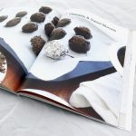dark chocolate truffles covered in melted chocolate, coconut shavings and grated chocolate free from dairy gluten nuts eggs and top 14 allergens