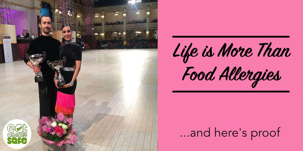 Life Is More Than Food Allergies and Here's Proof…!