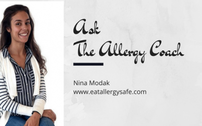 Ask the Allergy Coach Q13: Is it wrong to miss eating the allergens my child is allergic to?
